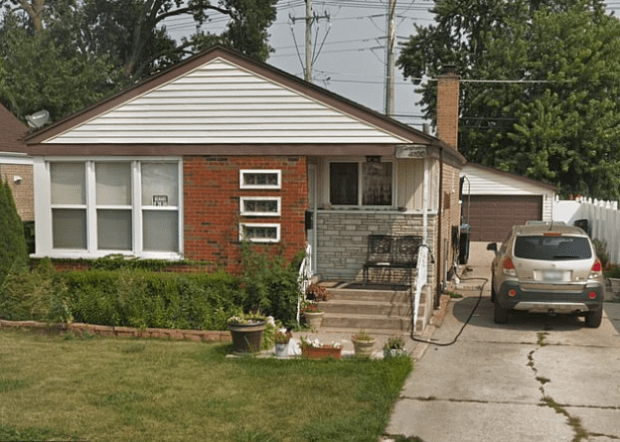 Marlen Ochoa-Uriostegui's body was discovered behind this home 1