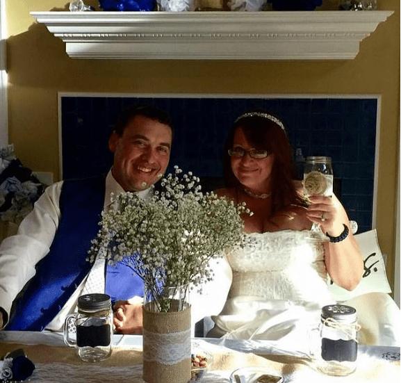 Mathew Kinne and his wife 1
