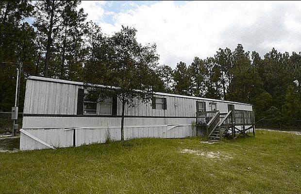 Timothy Jones Jr's home in South Carolina 1