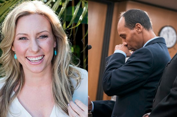 Justine Ruszczyk Damond, [left] and Mohamed Noor [right] 1