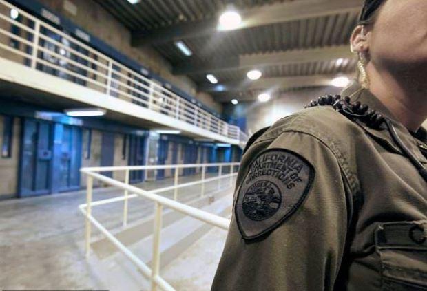 Pelican Bay State Prison, California 1