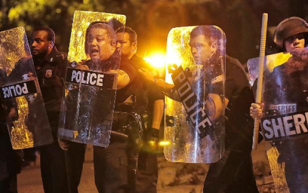 Protests in Memphis over police killing of Brandon Webber 5