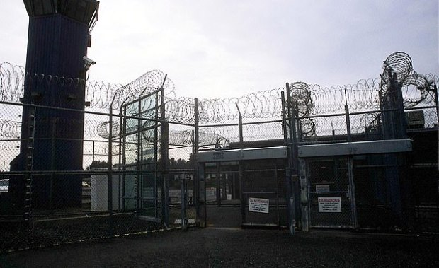 State Prison, Crescent City, California