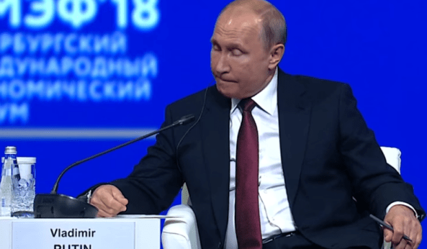 Vladimir Putin denies Russia's responsible for downing of MH17 1