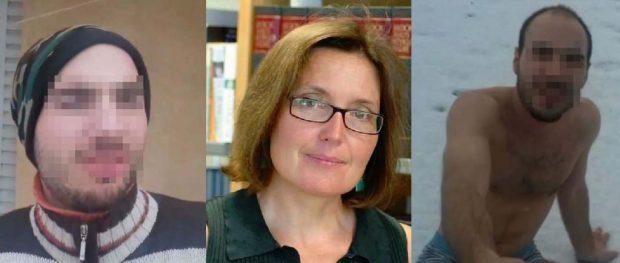 Yiannis Paraskakis and Suzanne Eaton 1
