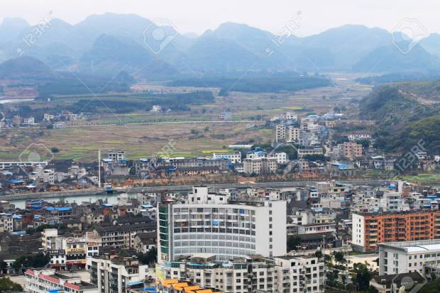 Yongzhou, a city of around five million resident in China's Hunan province 2.jpg