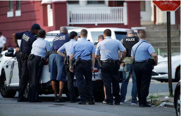 Six police officers killed in philadelphia shooting 2