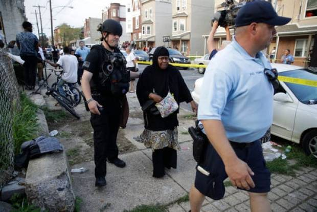 Six police officers killed in philadelphia shooting 3
