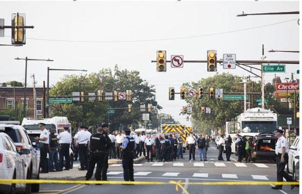 Six police officers killed in philadelphia shooting 6