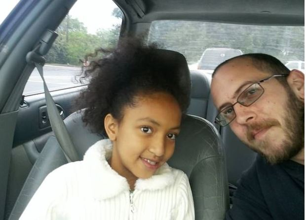 Zaria Burgess [left], killed by her dad Joshua Burgess [right] 2.JPG