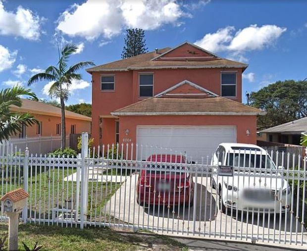 Eddie Harris and Shanica Harris' home in Florida 1