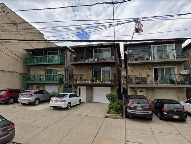 Elyse Castillo's home in NJ 1