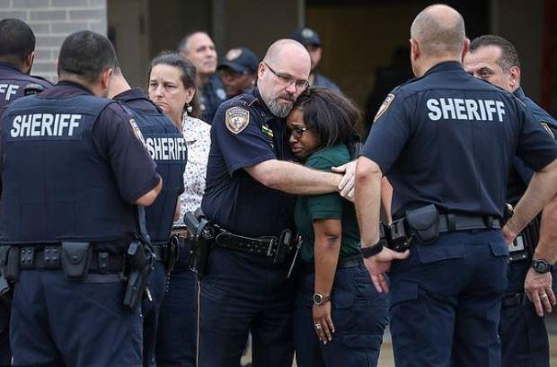 Houston Law enforcement officers mourn Deputy Sandeep Dhaliwal 1
