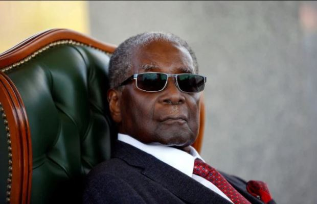 Robert Mugabe 1
