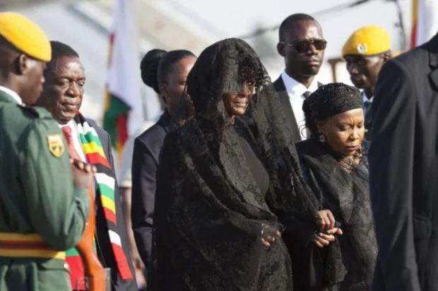 Robert Mugabe funeral 3