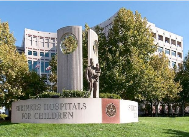 Shriners Hospitals for Children in California.JPG