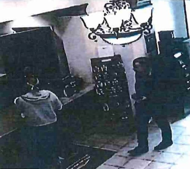 Surveillance cameras capture Fotis Dulos movement 6