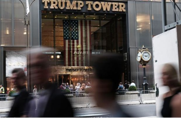 Trump Towers, NY 1