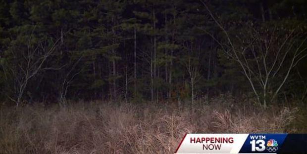 Police discover Kellie Ann Hughes' body 2