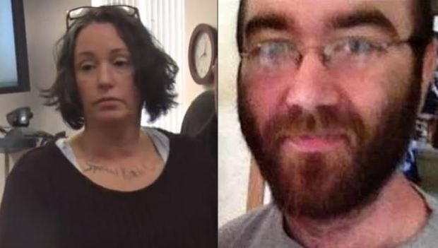 Roena Cheryl Mills (left),convicted in murder of Bo White (right) 2