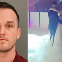Soft landing for out-of-control New Jersey groom, accused of sexually assaulting an underage waitress at his own wedding, after following her into a bathroom - No jail time as Matthew Aimers bags six years' probation