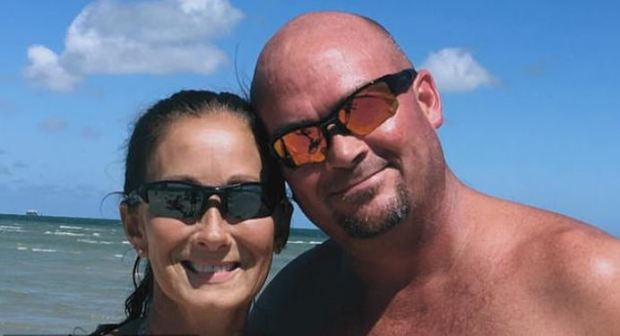 Sandra Garner (left) and her husband, Jon Garner (right) 3