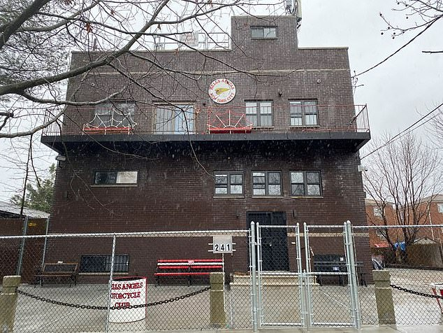 Hells Angels headquarters in The Bronx  1