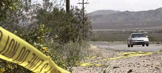 Louis Lucero dumped the bodies in California's Apple Valley desert