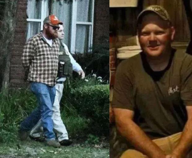 Travis McMichael Arrest 4
