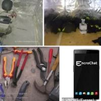 Cracking EncroChat app guides Dutch Police to drug gang's 'Treatment Room' - a sound-proofed torture chamber with dentist chair, pliers, scalpels and hedge trimmers, disguised as container