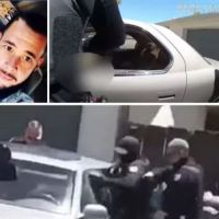Protests erupt in Phoenix after video shows the moment cops yelled 'I will f**king shoot you' before gunning James Garcia as he sat inside a car parked in a driveway