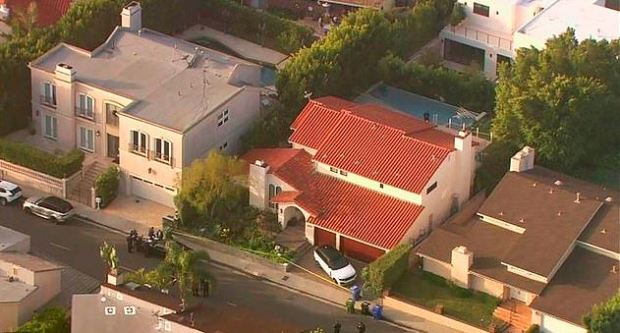 Pop Smoke was shot at this house in the Hollywood Hills, owned by a Real Housewives star Teddi Mellencamp Arroyave 1