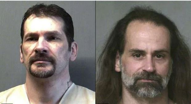 Shawn Henning [left] and Ricky Birch [right] 3