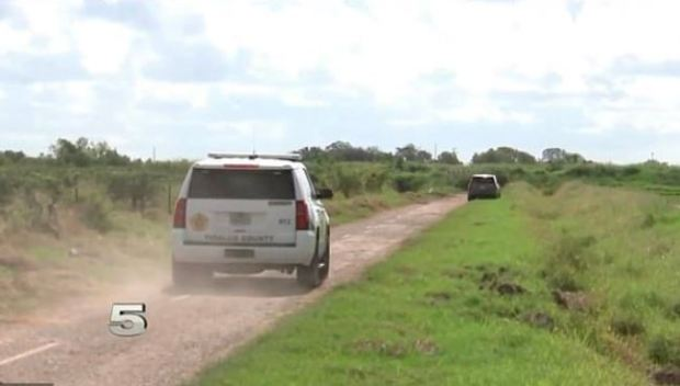 Melissa Banda's 'lifeless' body was found by Hidalgo County Sheriffs in this area of Texas