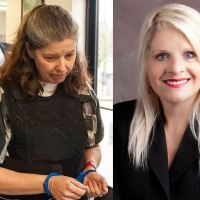 Campaign aide Rebecca Lynn O'Donnell sentenced 50 years after admitting to killing Arkansas Sen. Linda Collins, before jails house murder-for-hire plot targeting victim's ex-husband, a judge and prosecutor in her case