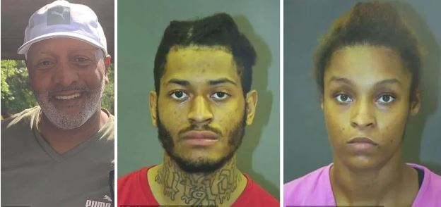 Male Female Suspects Arrested In Killing Of Baltimore Mta Bus Driver Marcus Parks Who Was Shot After He Refused To Let Gunman Board Then Gave Chase When Killer Snatched His Bag The last book on the left signed edition. baltimore mta bus driver marcus parks