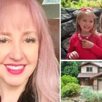Psychologist shoots dead her sleeping seven-year-old twin daughters before turning the gun on herself - Michele Boudreau Deegan was in a bitter custody battle with her ex