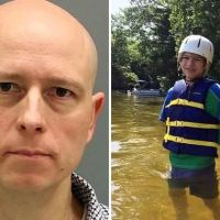 Michigan professor jailed  two to 15 years after his  severely autistic teen son, left unsupervised, drowned in backyard pool with his hands bound - Timothy Koets and his wife also filled their son's Ritalin prescription and used themselves, after his death
