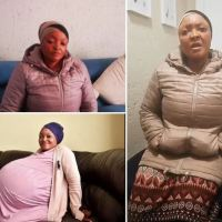 Mystery surrounding South Africa's record ten babies continues as woman who has claimed she gave birth to decuplets in Early June is admitted to a psychiatric ward - No one has seen the babies and record of their birth doesn't exist