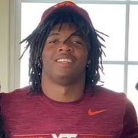 'Blow job leads to fatal head blows,' as Virginia Tech football player, 18, is charged with murder for 'stomping woman named Angie, he met on Tinder for oral sex, only to discover she was a 40-year-old man, after'