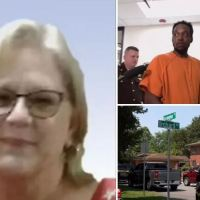Smiling man seen knocking door-to-door seeking work, allegedly, killed, decapitated Indiana woman, 67, in her apartment - Brian Williams, 36, is charged after missing body parts are discovered in suitcase at his home