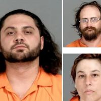 Pedophiles arrested in Michigan including dad, 28, who 'used explicit photos of his seven-year-old daughter as currency to have sex with predator's girlfriend'