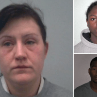 Female corrections officer, 32, jailed after having sex with two murder convicts and jailed drug dealer inside a UK maximum-security prison