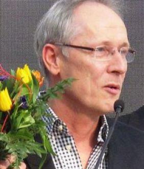Jörg Baberowski bei der Leipziger Buchmesse