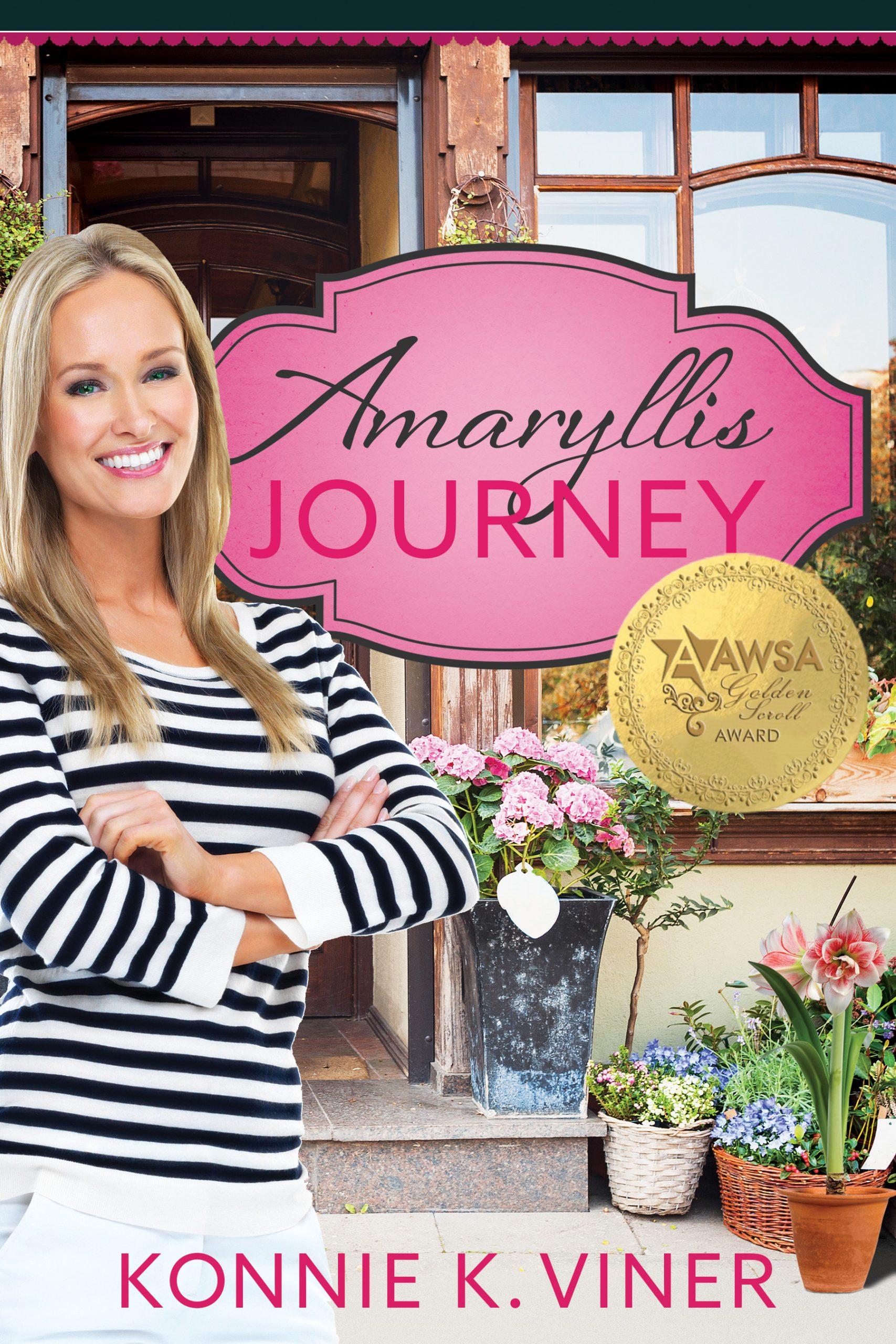 Amaryllis-Journey-Award-Cover