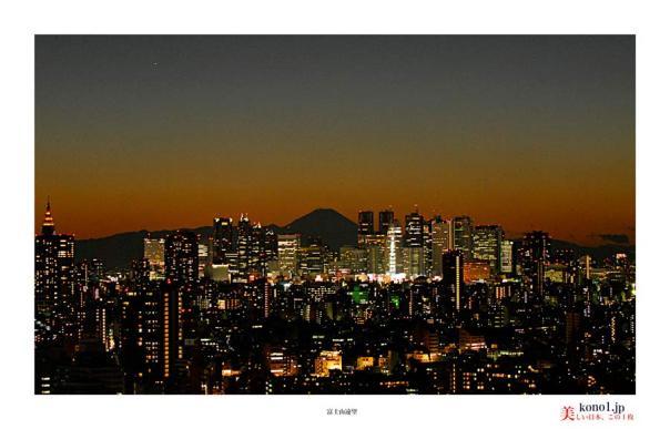 富士山遠望02