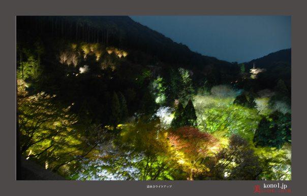 清水寺ライトアップ04