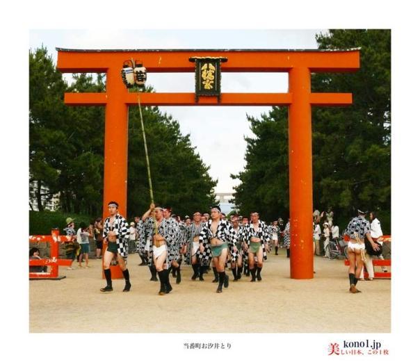 祇園山笠お汐井とり06