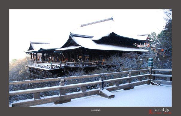 雪の清水寺03