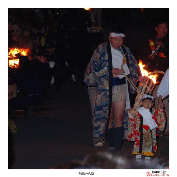 鞍馬の火祭314